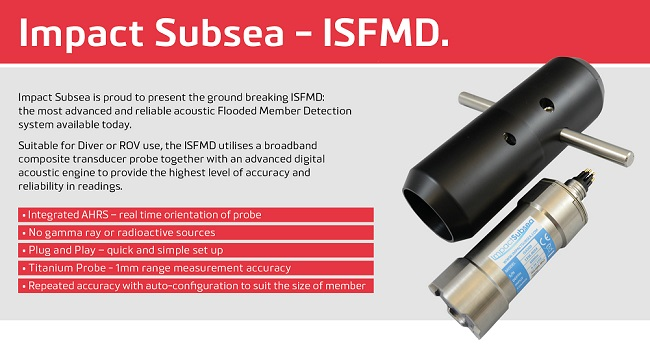 IMPACT SUBSEA - ISFMD