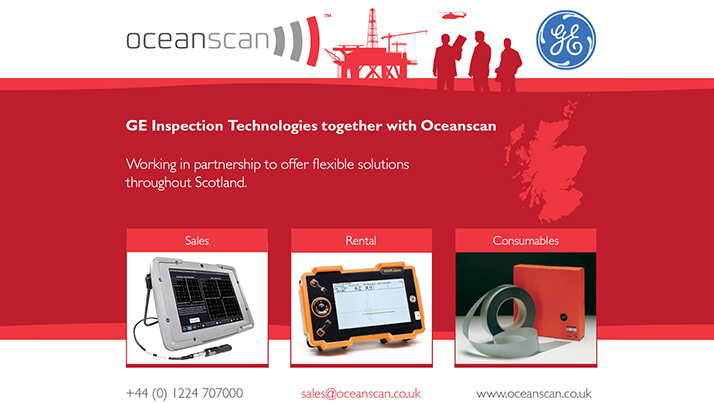 GE AND OCEANSCAN OFFERING FLEXIBLE RENTAL SOLUTIONS
