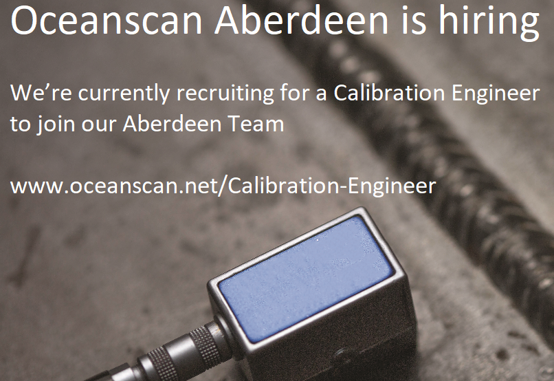 WE'RE RECRUITING FOR OUR ABERDEEN OFFICE