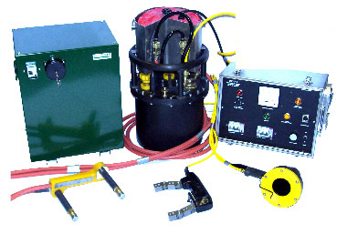 ASAMS 3 UNDERWATER MAGNETIC PARTICLE INSPECTION SYSTEM