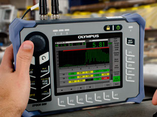 Ultrasonic Flaw Detection