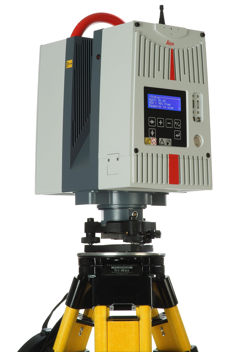 LEICA HDS6200 HIGH SPEED LASER SCANNER