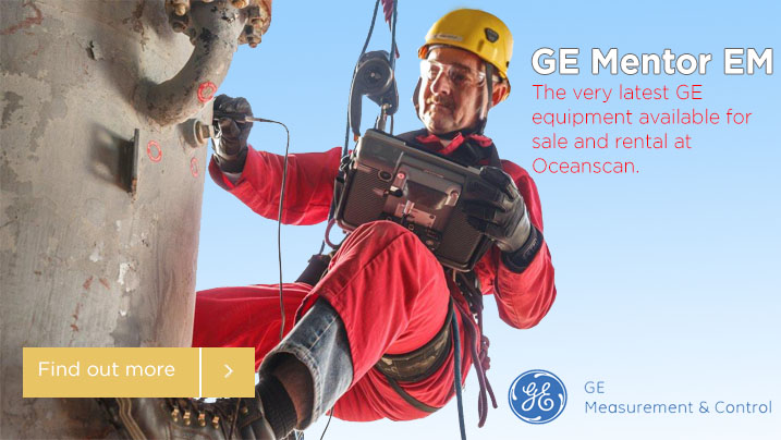 THE LATEST GE EQUIPMENT AVAILABLE AT OCEANSCAN